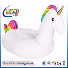 OEM Large inflatable pool toys /Pegasus Pool Float/Unicorn Floating Row Water