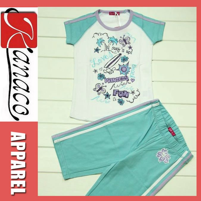 Lovely Baby Dress Set/Clothing Set(KN-CS-18)
