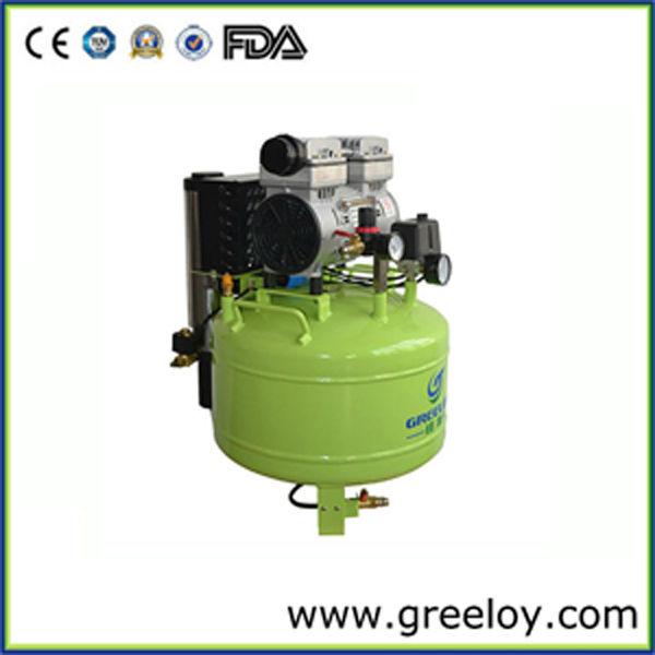 Compresor de aire dental sin aceite silencioso venta for Compresor de aire silencioso