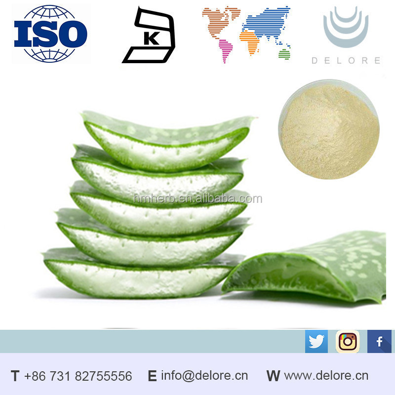 2017 New Products On The Market raw material aloe vera