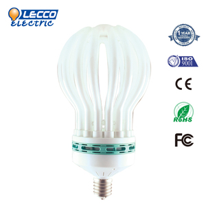 Lotus 8U 200W 110-130v/220-240v uv lamp energy saving tube fluorescent color