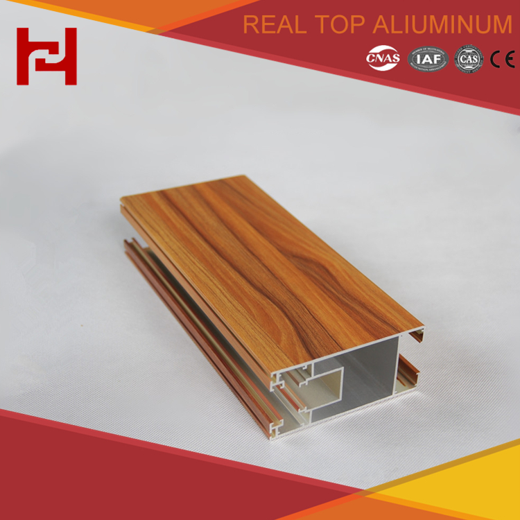 custom made Luxury Aluminum profile sliding door floor guide