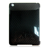 Black Colors Available Luxury Carbon Fiber PC Phone Case Cover for iPad Mini