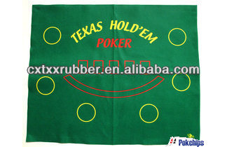 Trademark Texas Holdem Folding Poker Table Top,gamble table top with printed