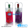 colorful PVC gel wine cooler bag wine cooler