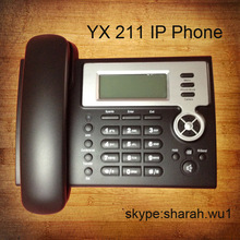 Super Low Cost 2 lines IP Phone desktop ip phone