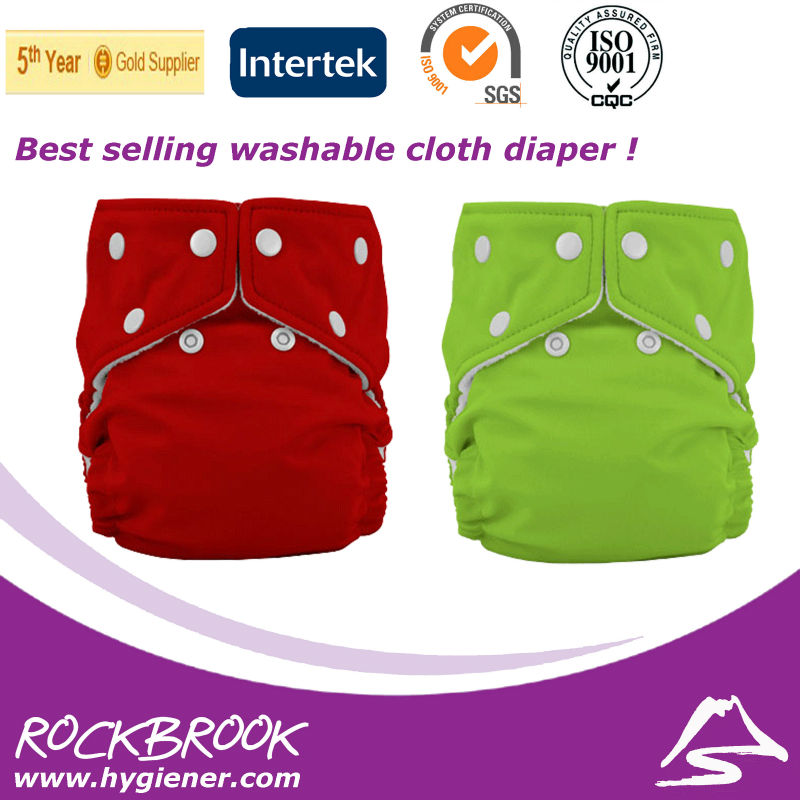 Best Selling Wholesale Ruffle Diaper Cover, Wholesale Prefold Cloth Diaper