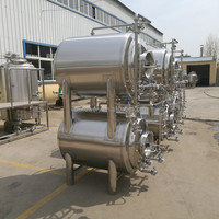 5years Oversea Service 500l 5hl Brew