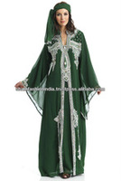 EGYPT ISLAMIC CLOTHING KAFTAN ABAYA DRESS MUSLIM CLOTHING