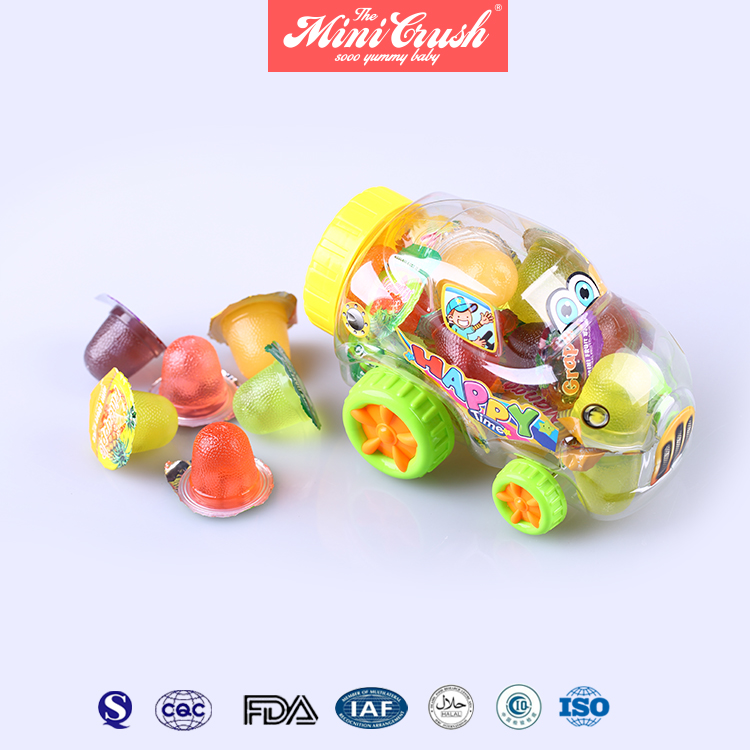 Hot Conical Jelly Cup Clear Plastic Mini Cup Jelly Jelly Use And Plastic Material Ice Cream Cup