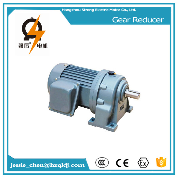1500w 2hp ac rpm reducer asynchronous electric motor with gearbox