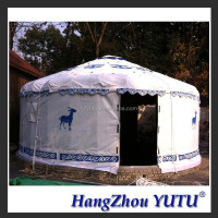 TLP0308 High Quality Mongolian Tourism Yurt Factory In China