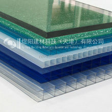 Sound Barrier polycarbonate Solid Sheet for folding screen in turkey market