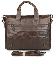 7120Q J.M.D Fashion Men Vintage Leather Men Handbag For Laptop