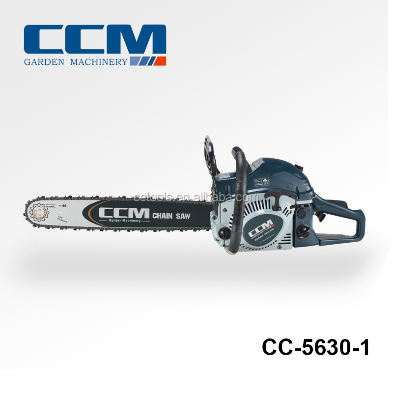 CE/GS/EPA 52cc highest quality chainsaws for sale