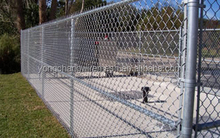 Chain Link Wire Mesh Fence/ Diamond Wire Mesh Fence