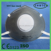 anti dust with valve face mask