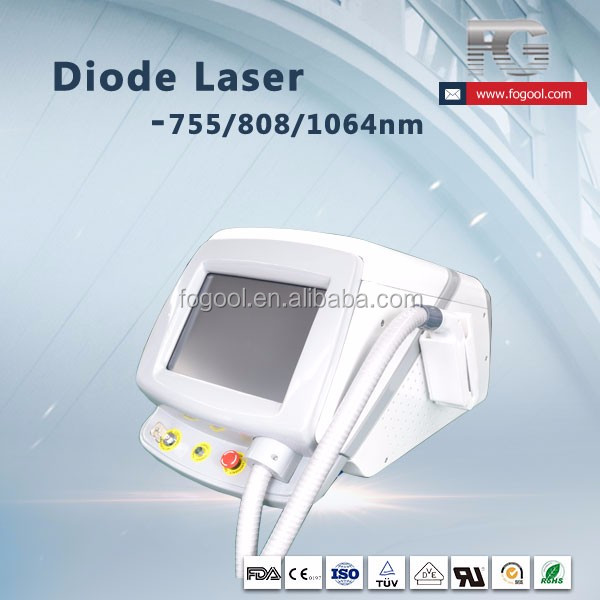 2017 New Technology 755nm and 808nm Two Wavelength Combined Lightsheer Diode Laser 808nm