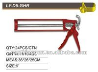 Professional 9 inches (LY-D5-GHR) for Low and Medium Viscosity with Strong Power Parallel Frame Silicone Gun