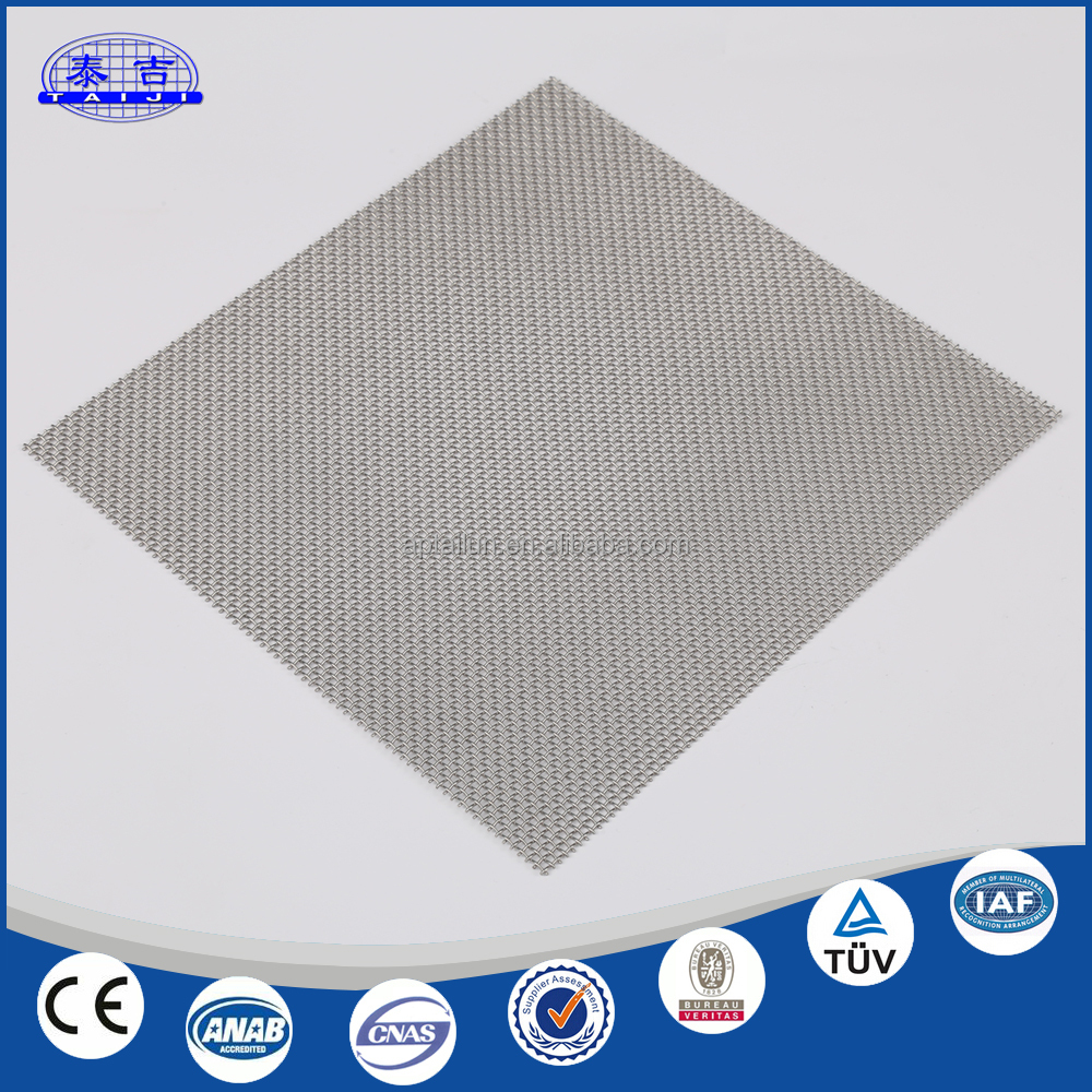 Stainless Steel Security Wire Mesh for Window and Door