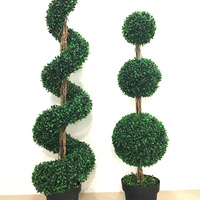 High Quality Custom Artificial Topiary Trees