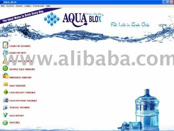 WATER SUPPLY CHAIN MANAGMENT SOFTWARE