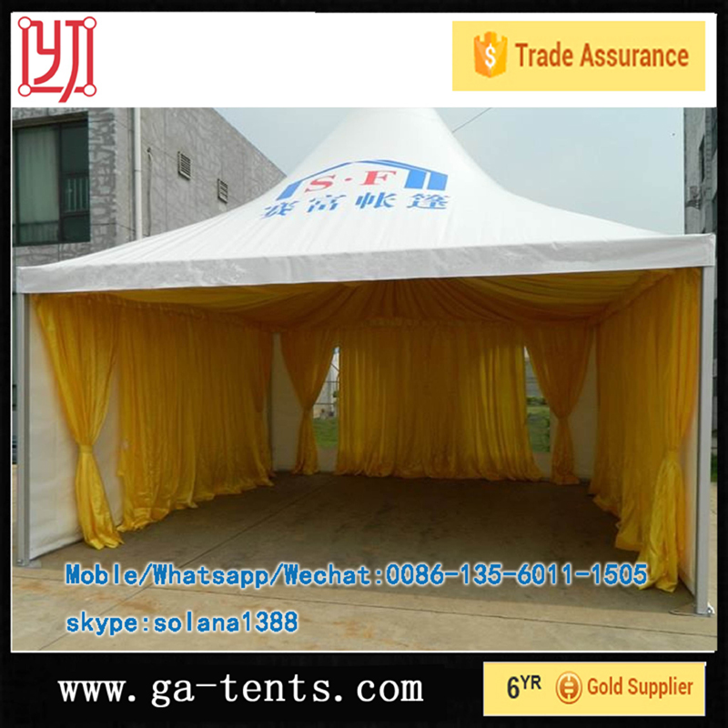 Wholesale High Quality Octagon Gazebo Tent Outdoor For Party For Break