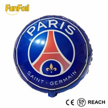 Funfoil Balloon custom design and shape inflatable foil balloon material for promotional advertising toys