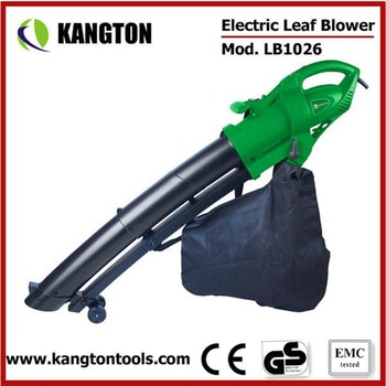 1800W Portable Leaf Blowers Vacuums