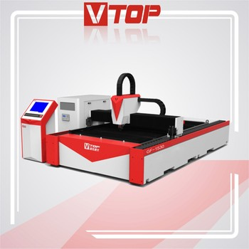 China factory 500w 700w 1000w fiber laser cutting machine for stainless steel, aluminum,alloy