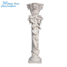wholesale roman square pillar design