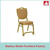 Metal Stackable Party Chair / Used Chiavari Event Chair SDB-220