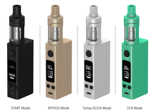 Perfect match Joytech evic vtc mini with cubis atomizer 75W TC box mod with 3.5ml tank atomizer