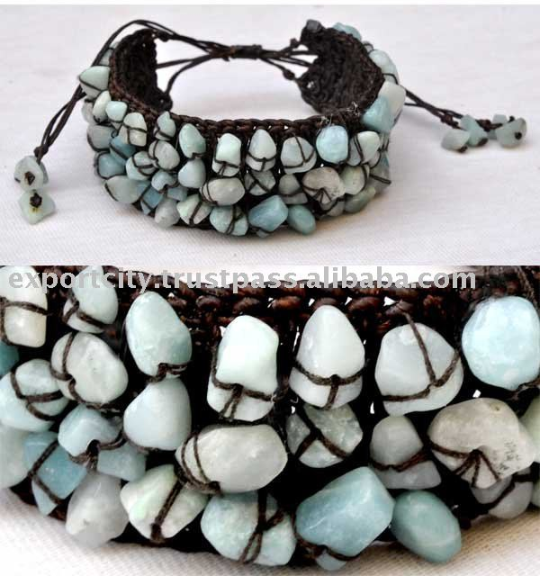 Avatar inspired bracelets jewellery - Jade