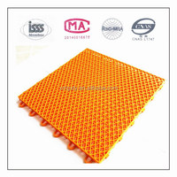Top selling modified PP Assembly suspended floor for basketball