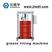 Grease Lubrication Systems use on Car Seat Decoration Production Line