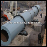 China Professional Supplier 0.6*8m Cassava Dregs Rotary Dryer