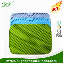 Wholesale Non-slip Silicone Drying Mat Kitchen Dish Sink Mat