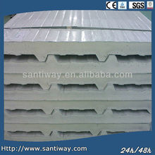casas prefabricadas de insulated sandwich panel for ceiling