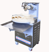 High efficiency dough divider rounder/commercial steamed bun machine/automatic round dough balls making machine