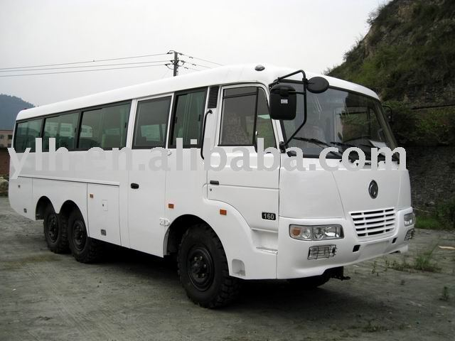 6*6 Off-Road Bus For Sale