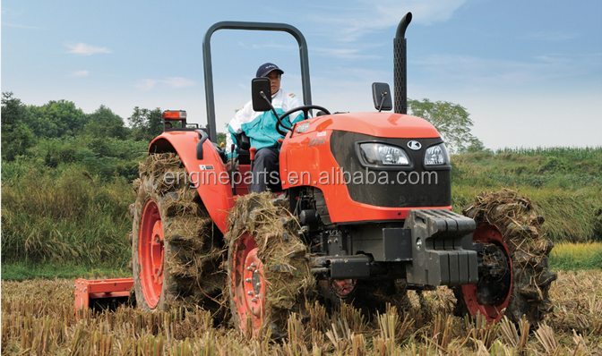 Kubota Tractor M704K with High quality and low Price