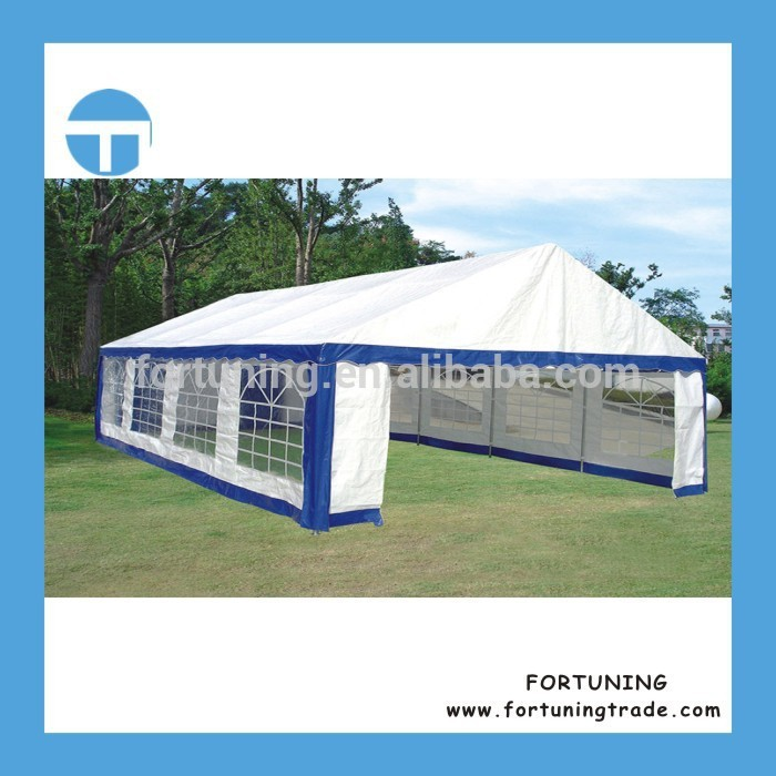 Quick replied service 4x8m steel PE/PVC carport/canopy/garage/marquee rattan round outdoor lounge bed with canopy