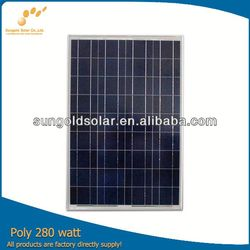 Direct factory sale rotating solar panel stand