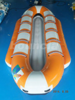Colorful Inflatable Water Games Banana Boat Made In China