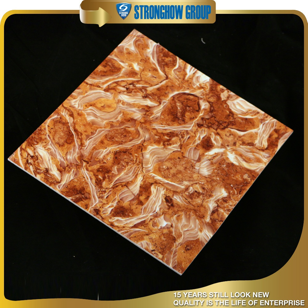 Interior Decorative 4x8 Interior Decorative Marble Acp