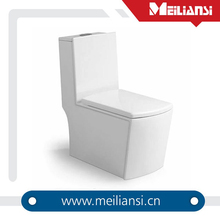 Popular floor mounted AREEJ sanitary ware wc toilet, Golden Dragon one piece toilet, washdown ceramic toilet