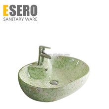 No.213-C2 High Quality Low Price Counter Top Porcelain Sink