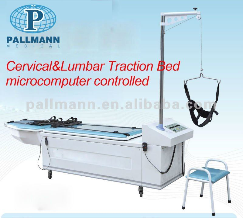 PALLMANNMED lumbar traction device