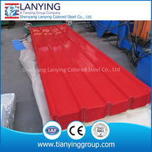 metal roofing sheet roof tile factory cheap corrugated steel roofing sheets price